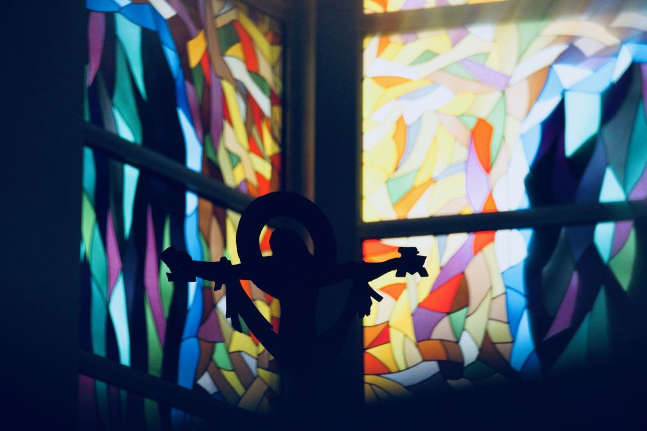 Ryto malda koplyčioje